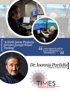 Dr. Ioannis Pavlidis